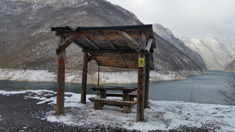 озеро Пива