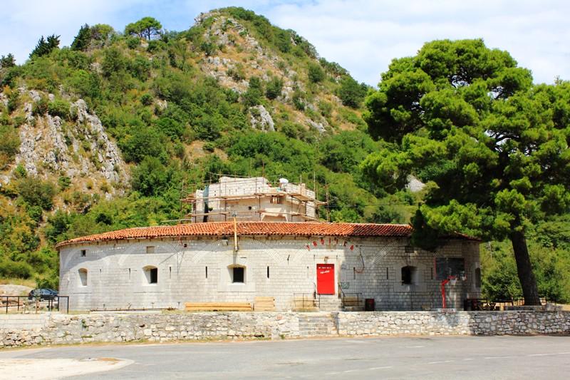 Реконструкция австрийской крепости Trojica