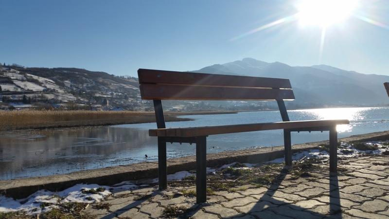озеро Plav
