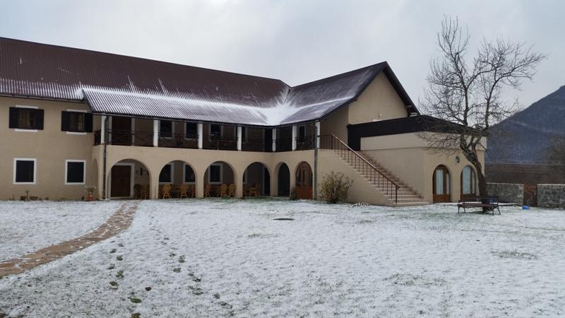 монастырь Пива в Черногории