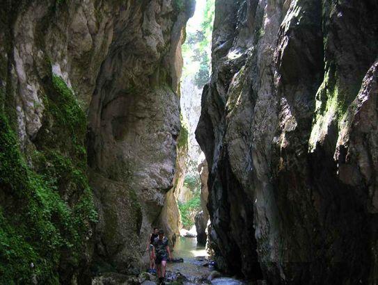 Адреналин тур в Черногории