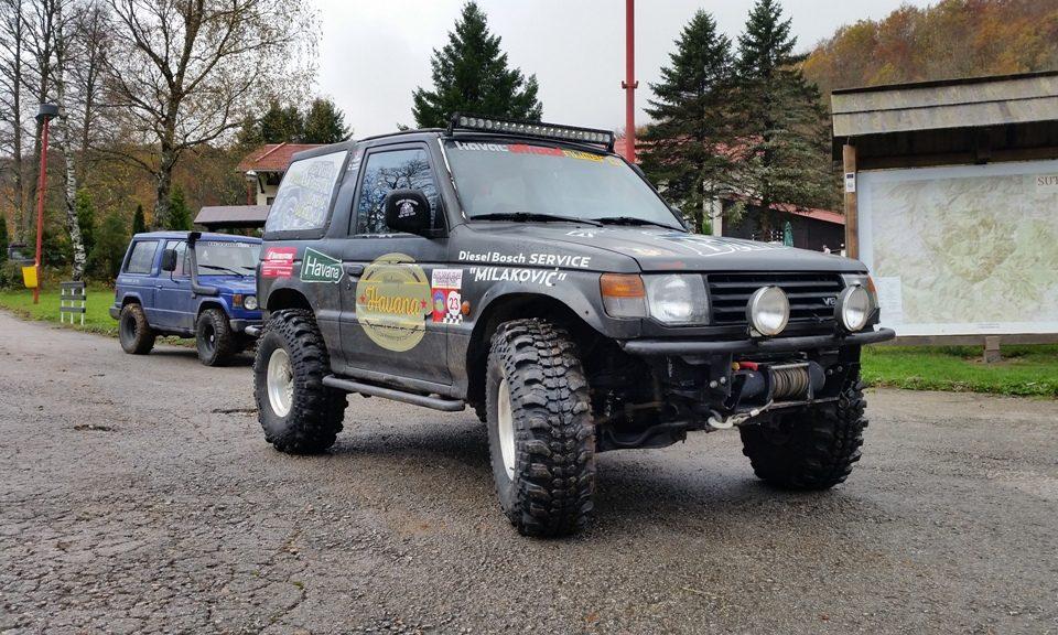 Памятка для автомобилистов Черногория