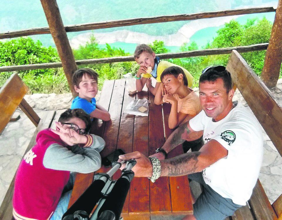 путешествие по Черногории с детьми