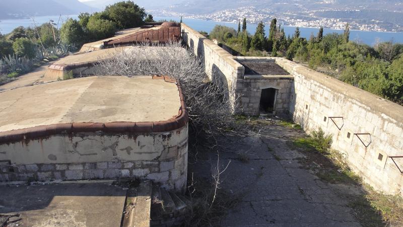 заброшенные места в Черногории