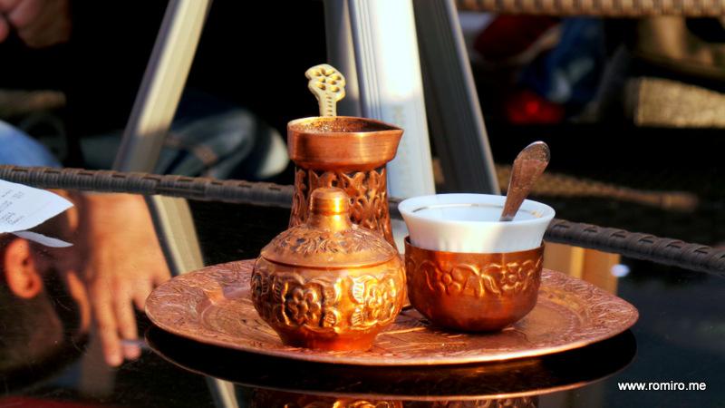 кофе в Сараево