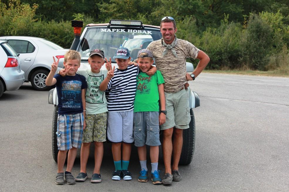 детский отдых в Черногории