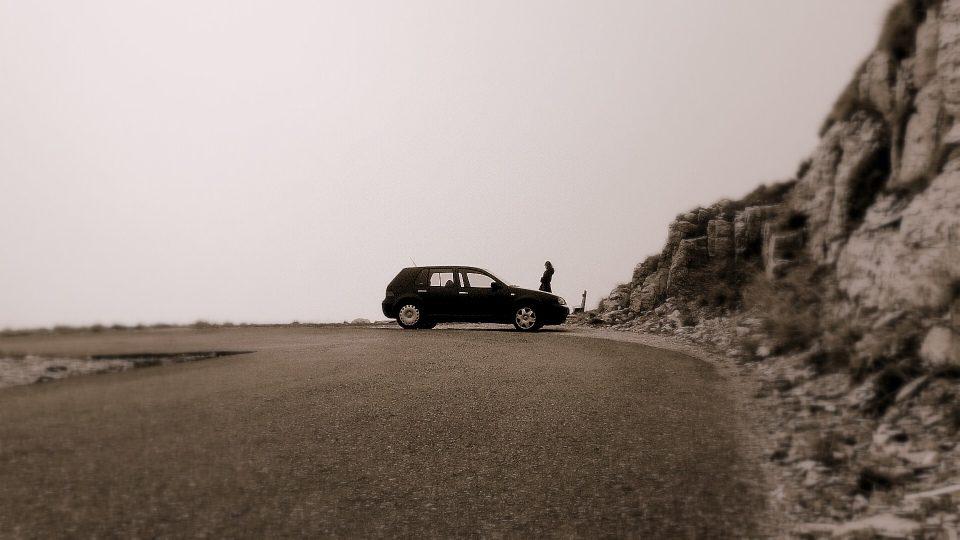 Опасности в Черногории на дороге