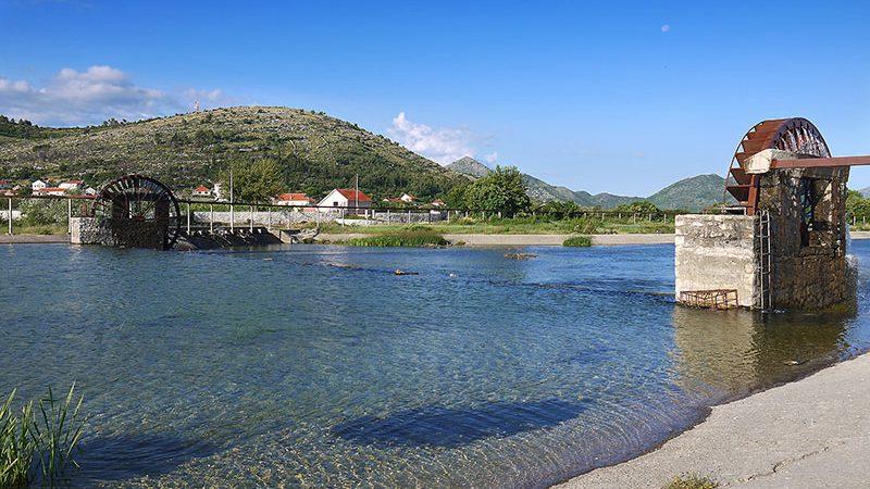 Визаран в Черногории