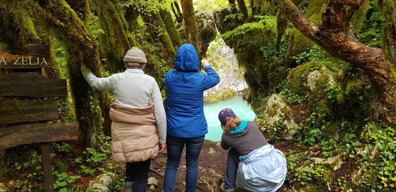 Экскурсия по каньонам Черногории