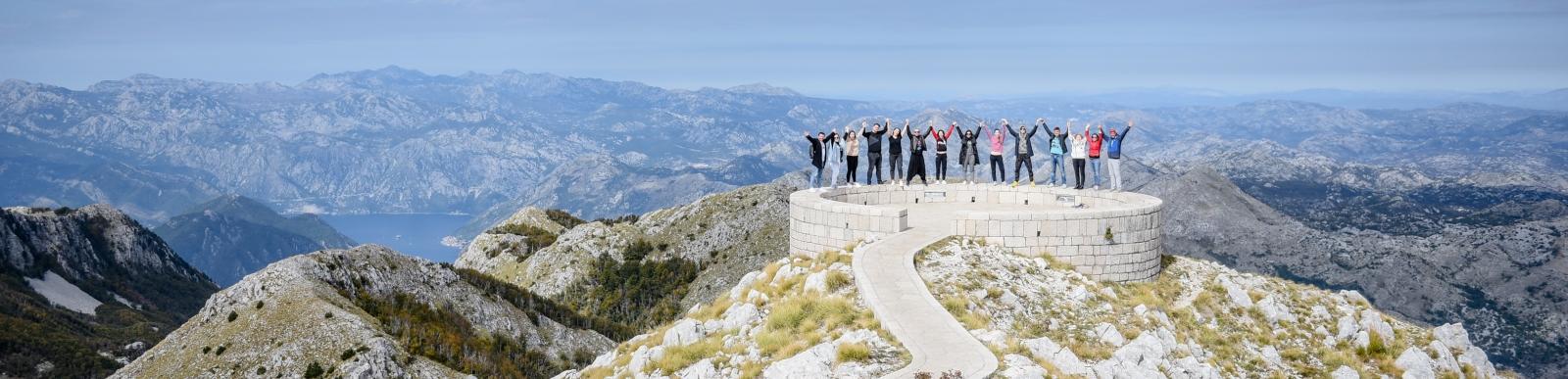 организация корпоративного отдыха в Черногории