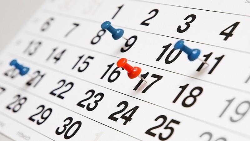 календарь туров Черногория