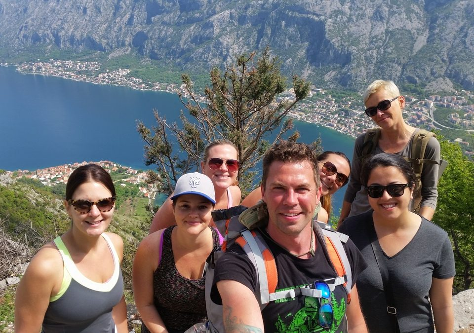 hiking tour Montenegro Vrmac
