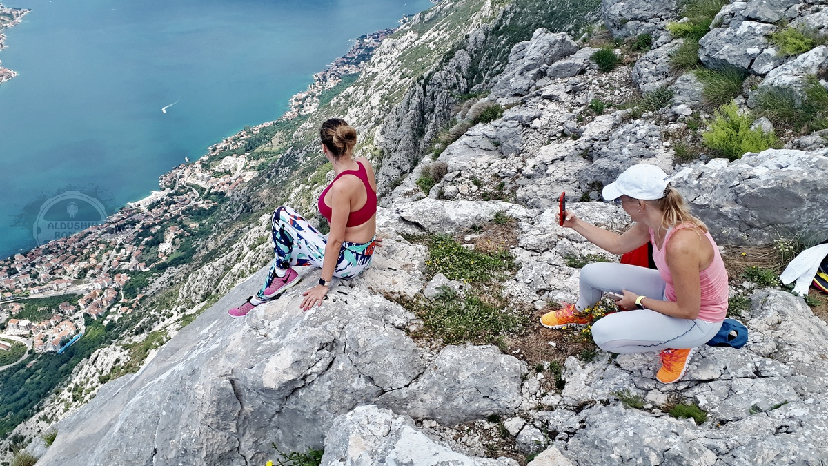 hiking Kotor Montenegro