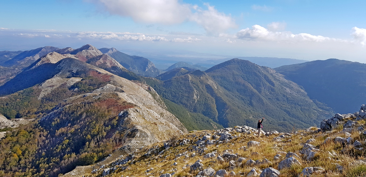 hiking Montenegro Rumija