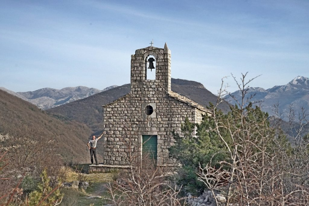 crkva sv Vida Tivat