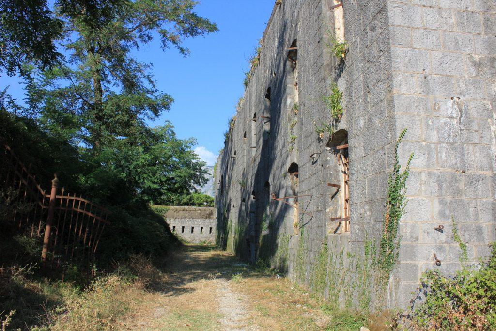 fort Vrmac hiking MOntenegro