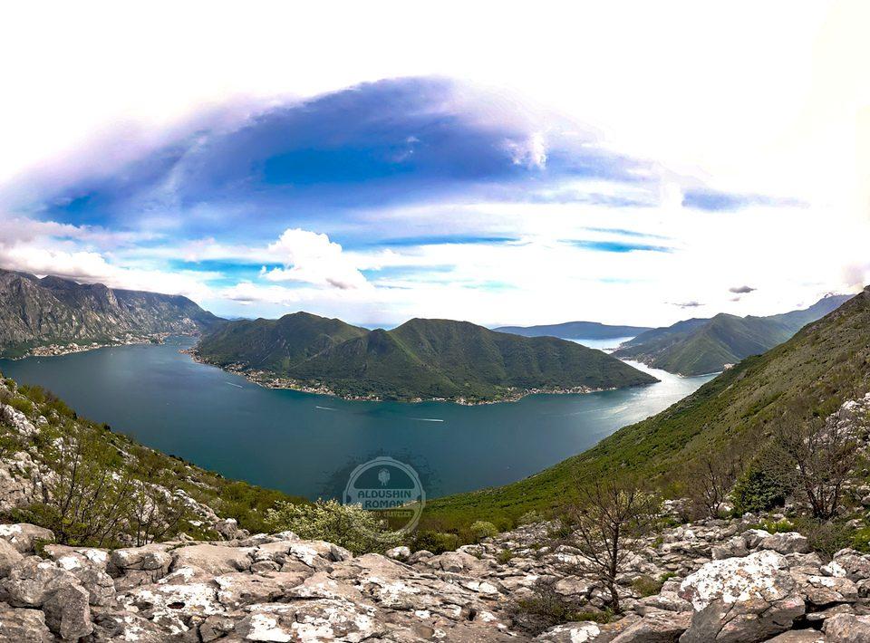 hiking tour Montenegro Orahovac