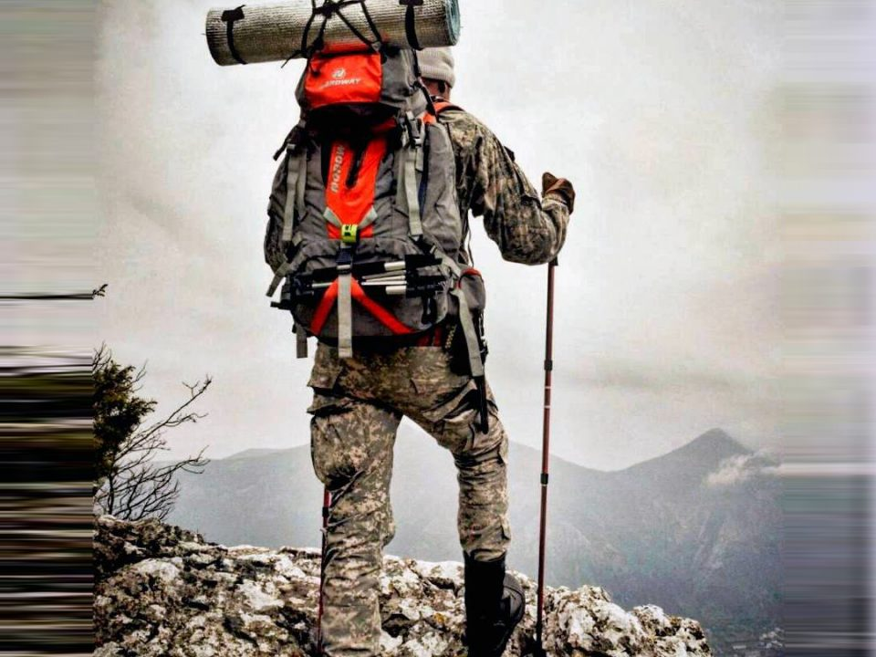 аренда снаряжения для похода Черногория