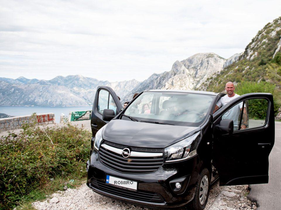 экскурсии с гидом по черногории